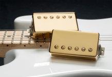 Seymour Duncan Slash Signature Pickups Gold