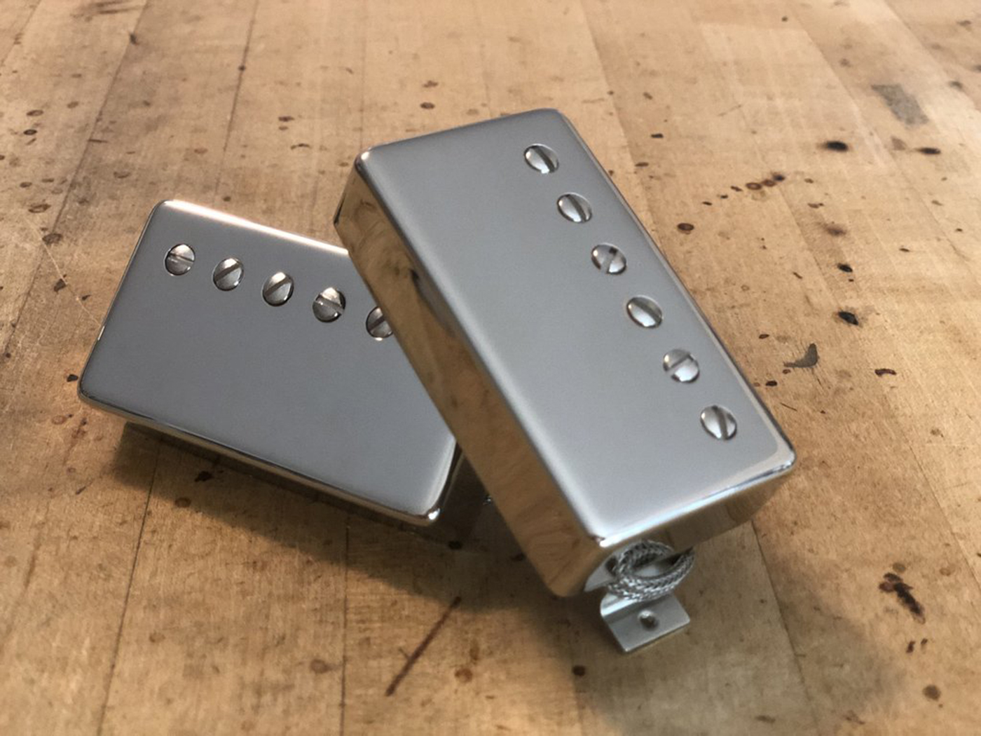 Sheptone releases brand-new Tribute 2 pickups