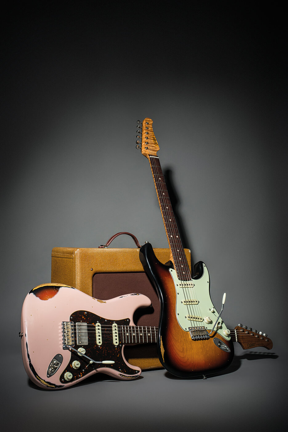 You May Know The Brands Stompboxes But Californian Brand Xotic Has A History Of Making High Quality Electric Guitars Too Chris Vinnicombe Sees Double