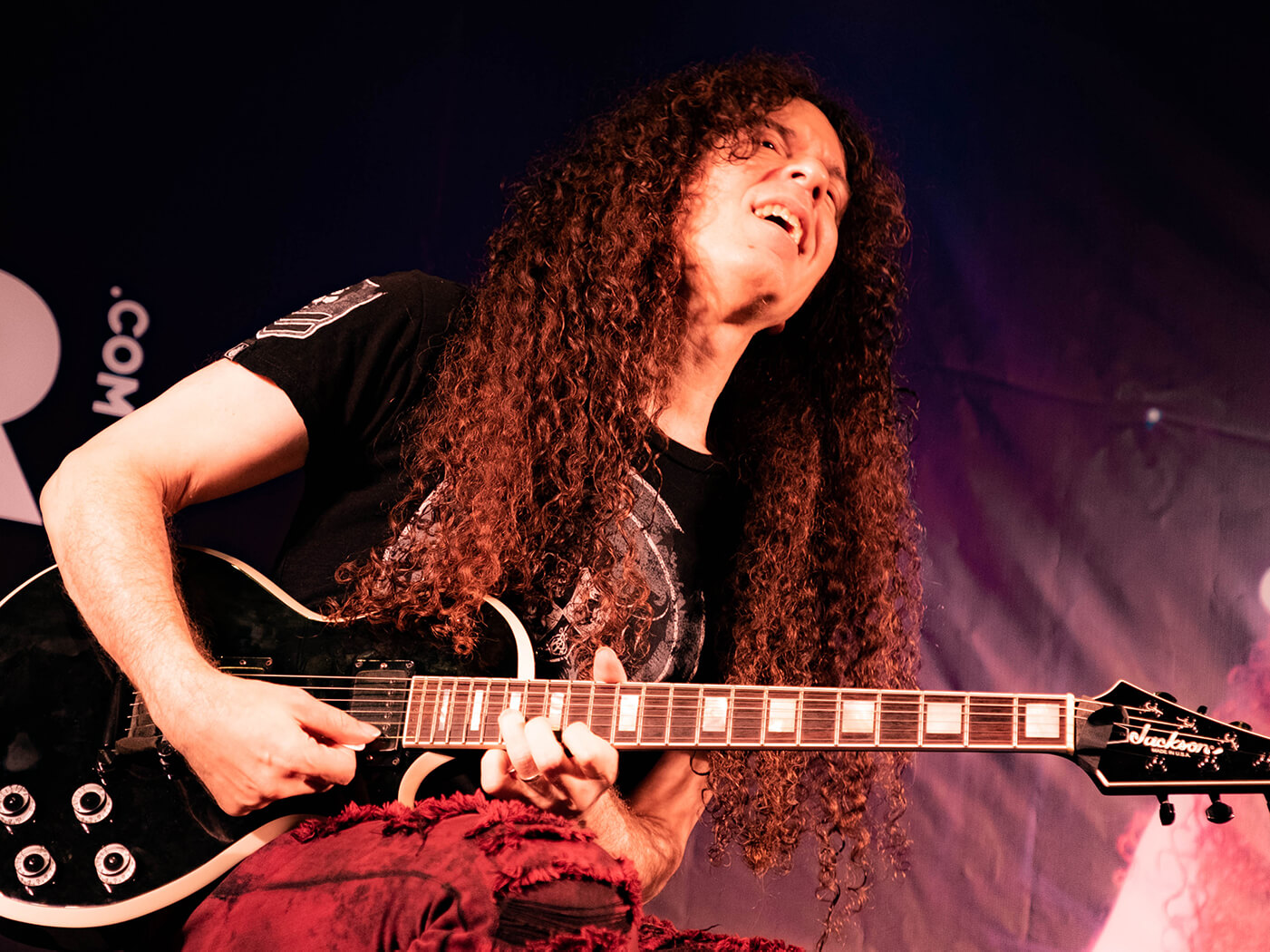 In Pictures: Marty Friedman wows at our first international masterclass
