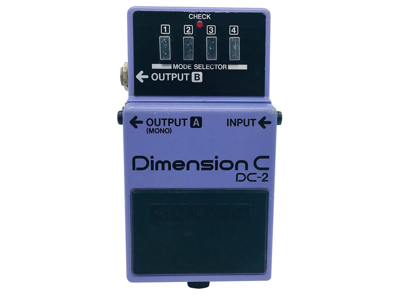 boss dc-2 dimension c