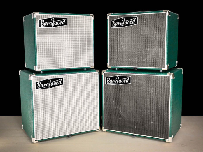 Barefaced GX and GXII guitar cabs
