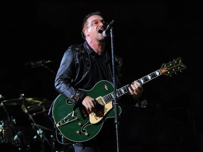 Bono U2 2009