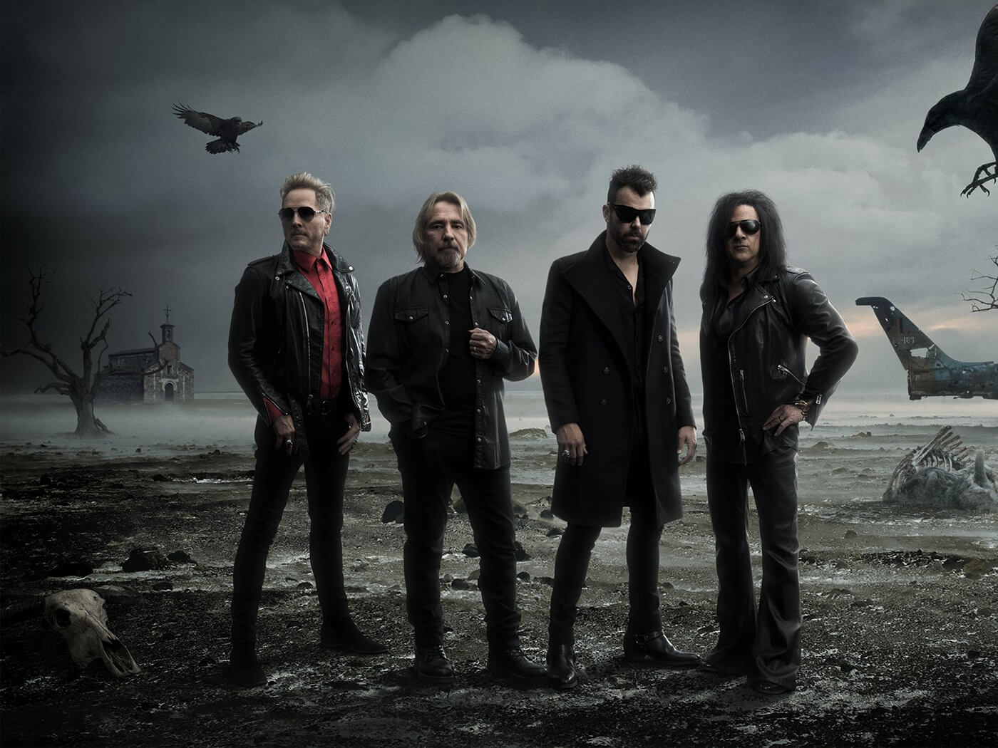 Geezer Butler's Deadland Ritual release first single, Down in Flames