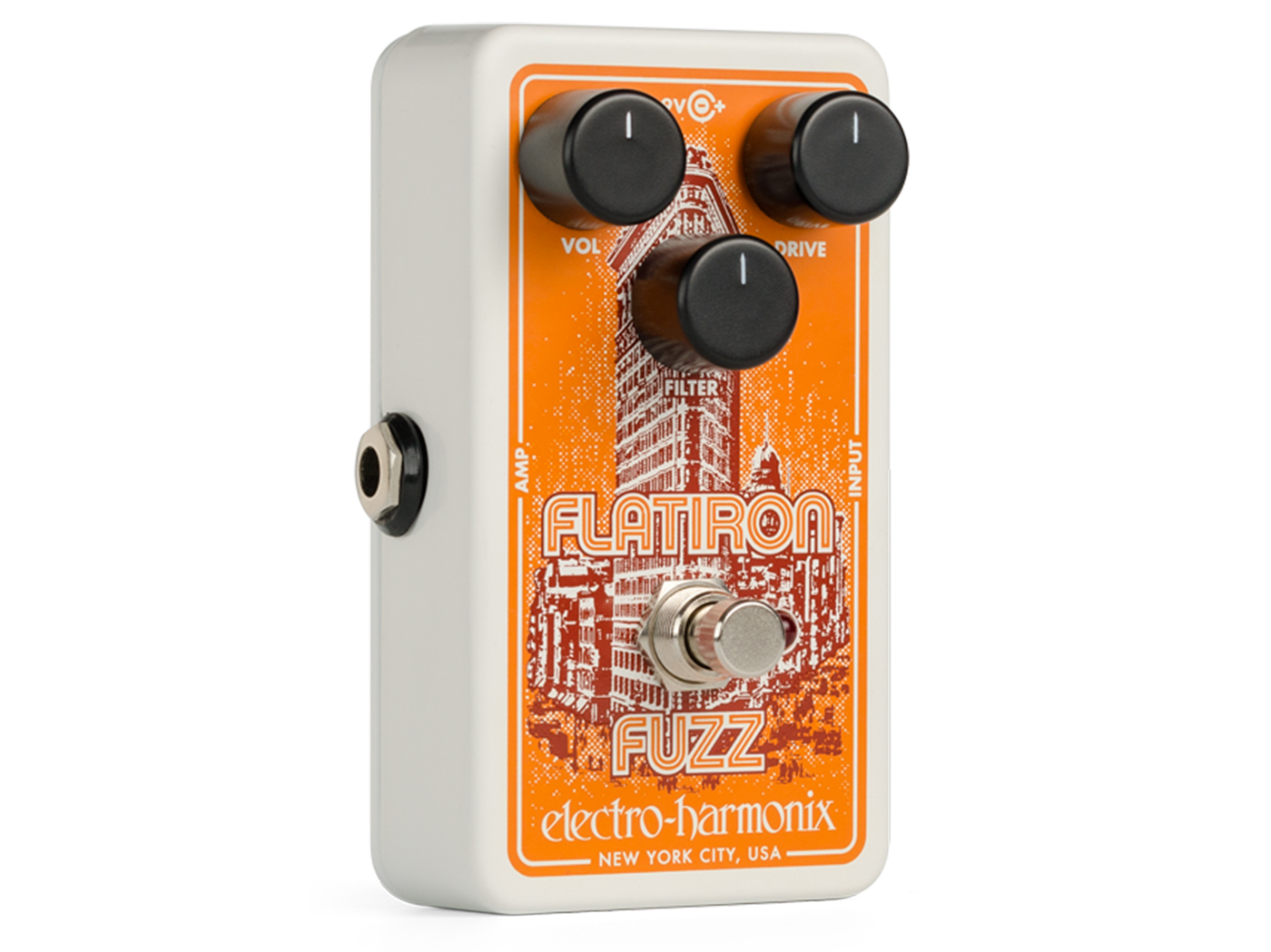 Image result for ehx bass flatiron