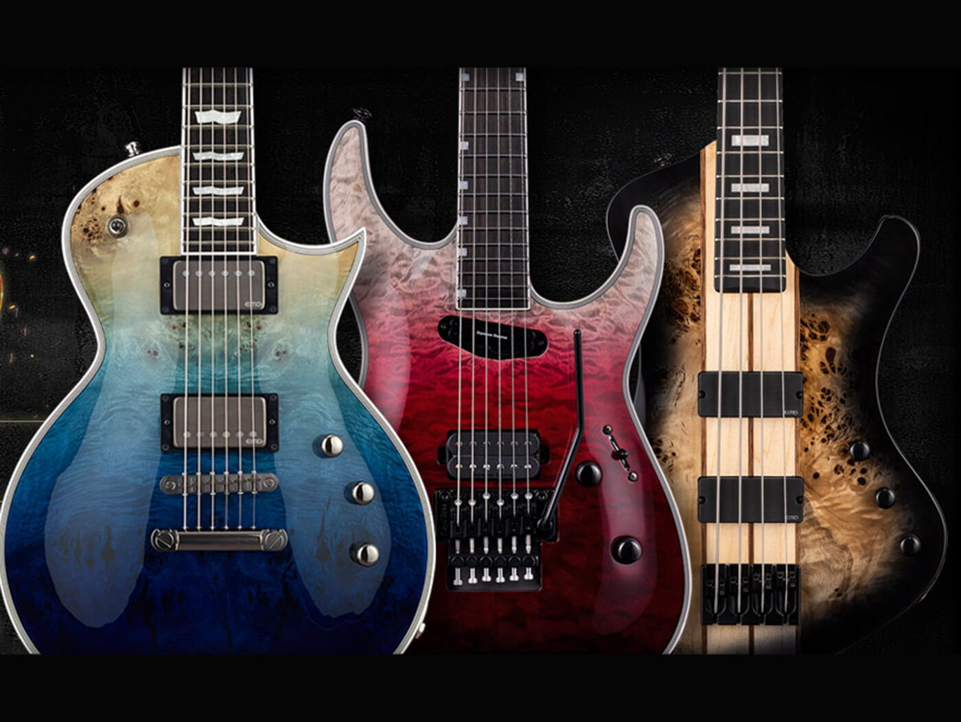 NAMM 2019: ESP offers a peek at its full 2019 line-up
