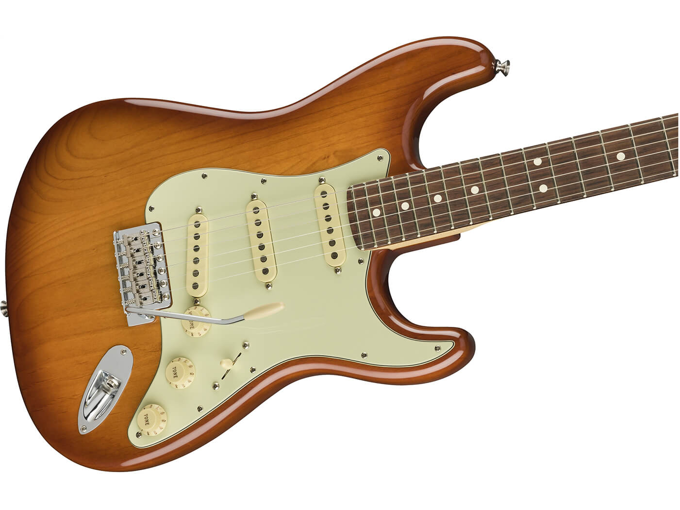 Curt Henderson introduces the American Performer Stratocaster