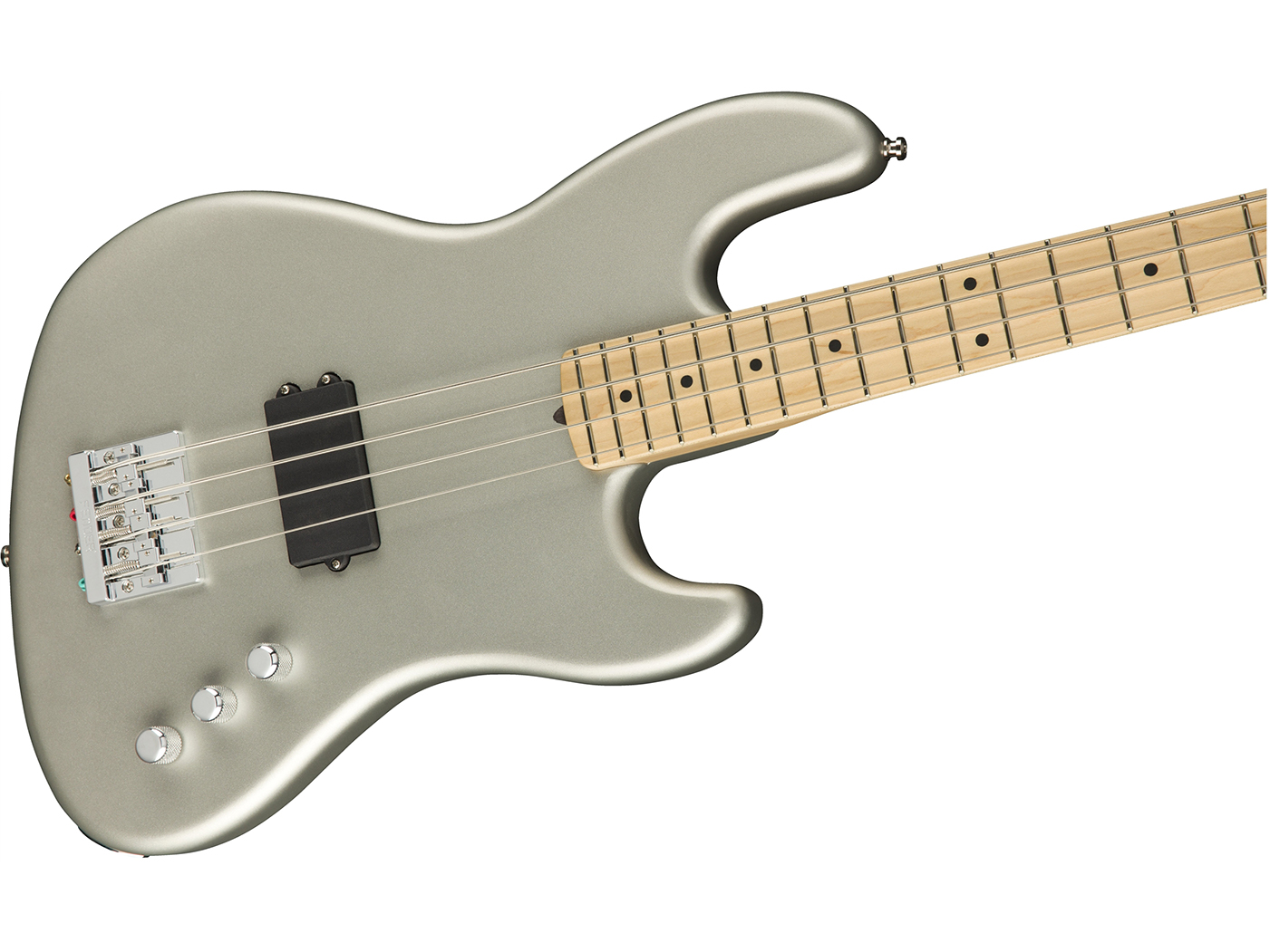 Fender launches the Flea Signature Active Jazz Bass