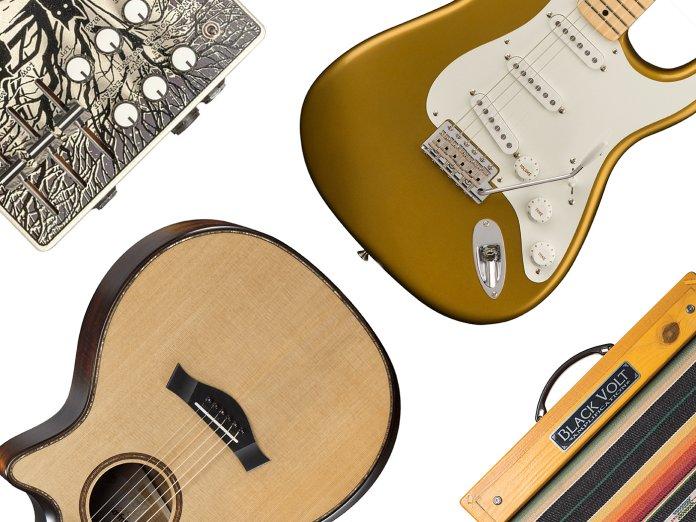 black volt amps fender american original stratocaster obne alpha haunt taylor builder's edition