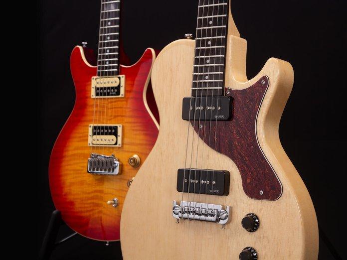 Hamer 2019 guitars