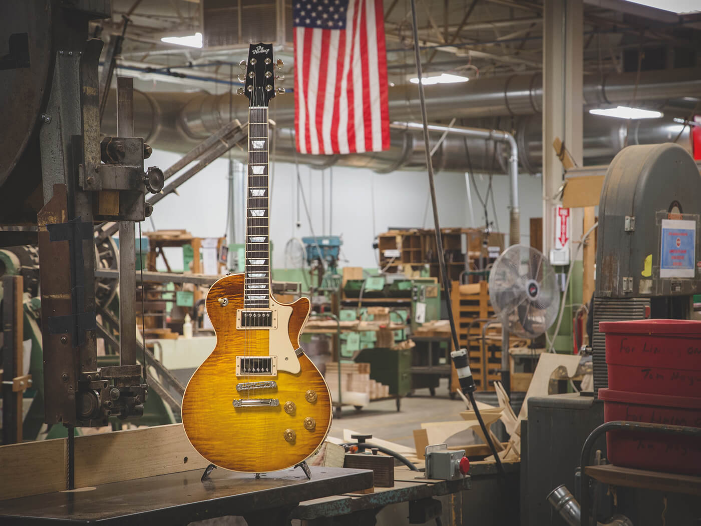 Heritage guitars h-150