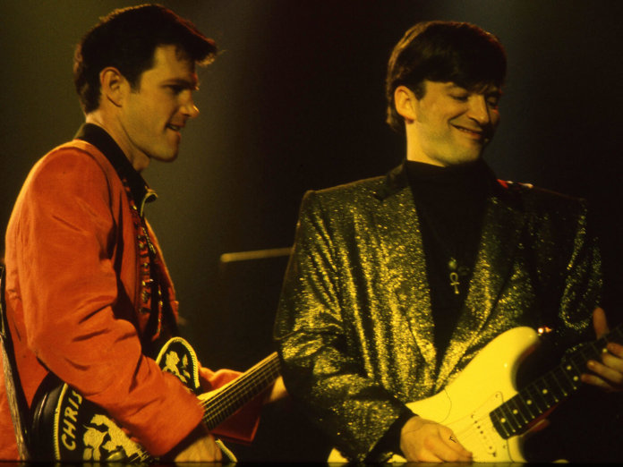 James wilsey and chris isaak