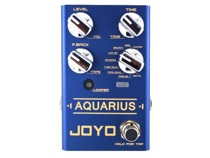 Joyo Aquarius Delay Looper