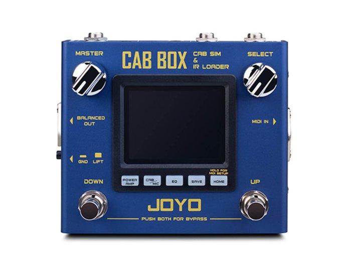 Joyo Cab Box