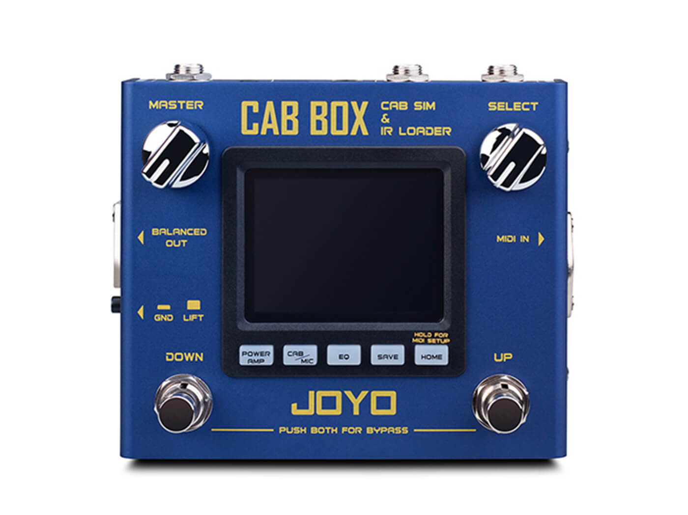 NAMM 2019: Joyo unveils the Cab Box
