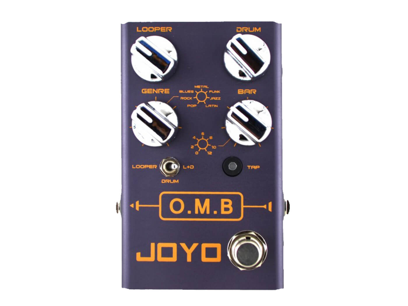 Joyo OMB Looper/Drum machine