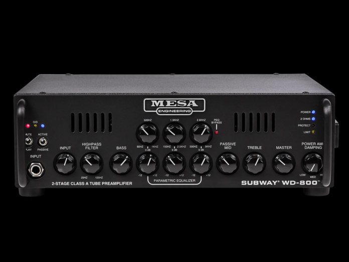 Mesa Boogie Subway WD 800 Head