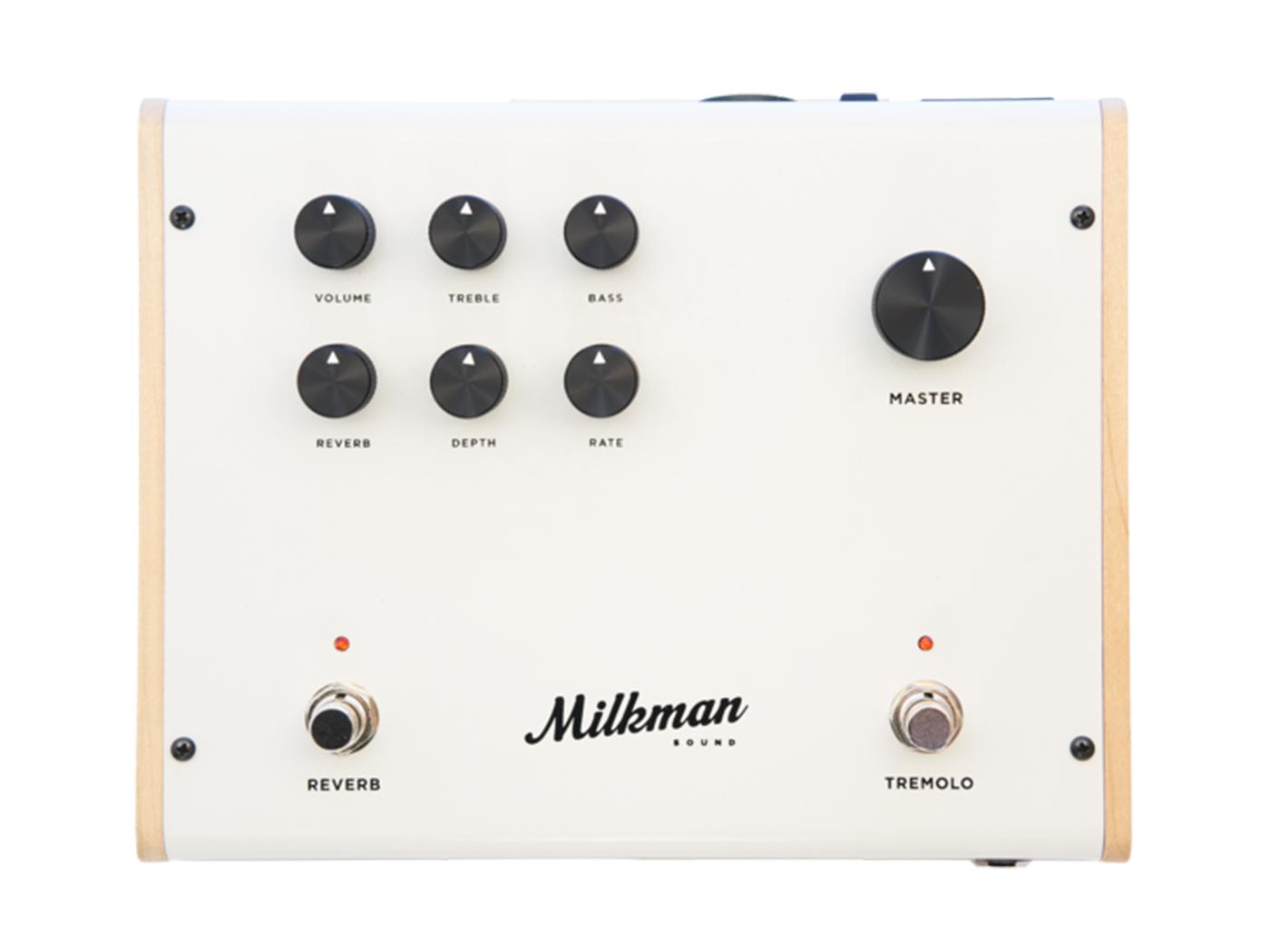 milkman the amp