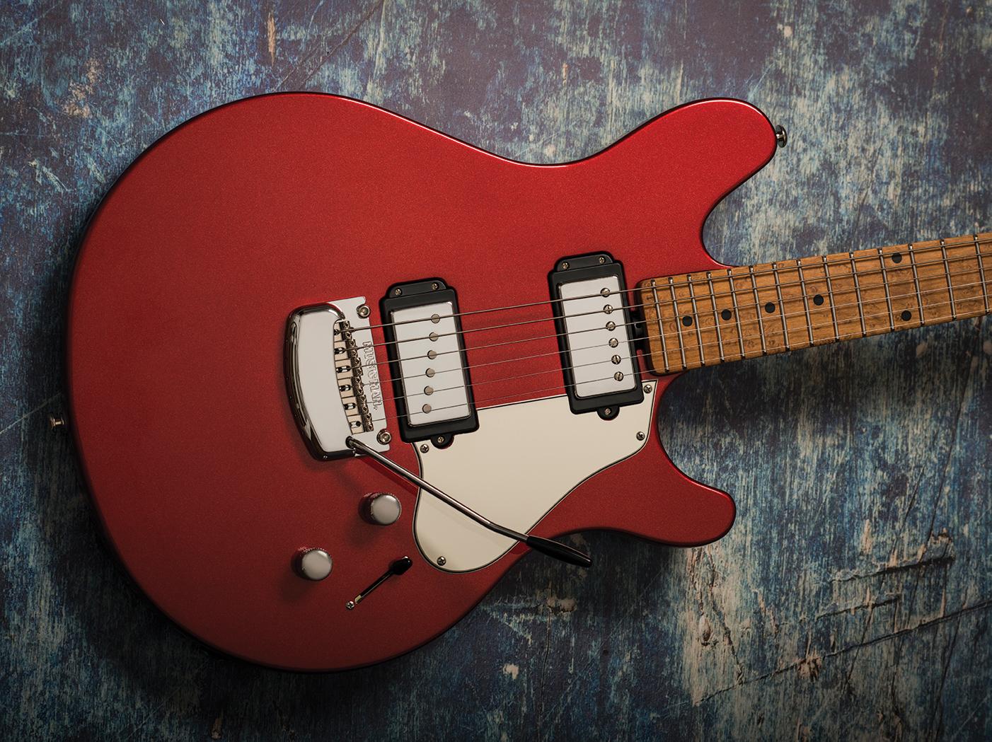 Music Man Valentine Tremolo Review - Guitar com | All Things Guitar