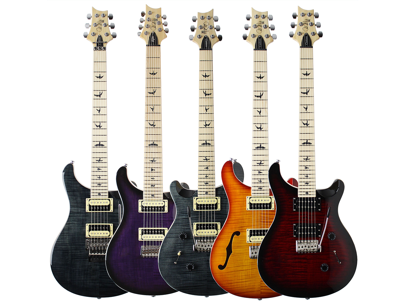 """PRS releases limited run of SE """"Maple on Maple"""" models in Europe"""