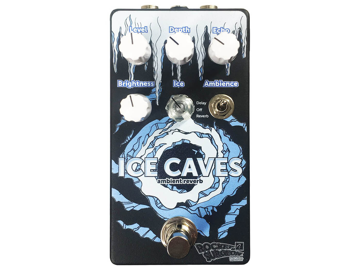 Rocket Surgeon Ice Caves Ambient Reverb