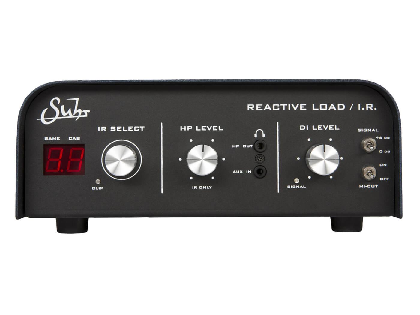 Suhr Announces The Reactive Load Ir
