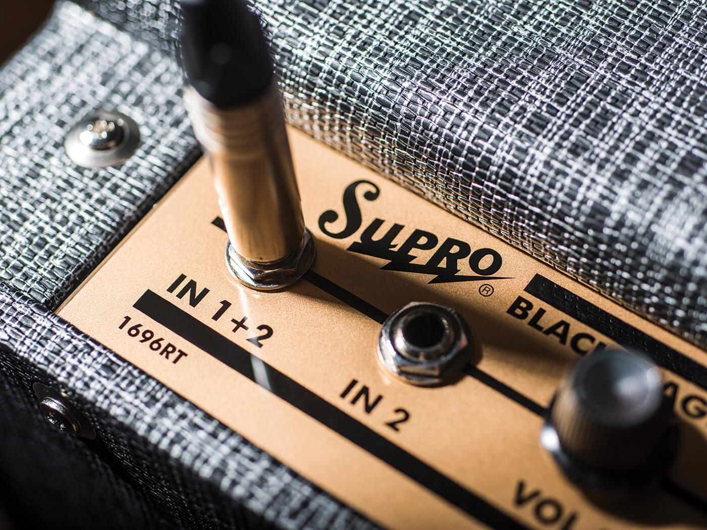Supro 1696RT Black Magick Reverb Review - Guitar com | All Things Guitar