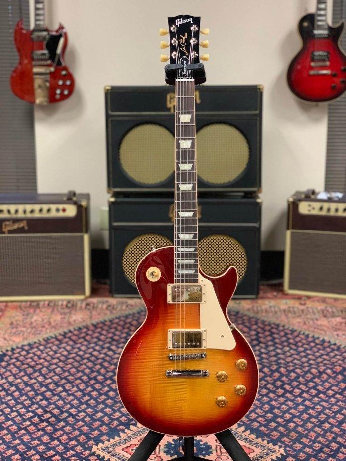 Gibson Les Paul Traditional U0026 Marshall Dsl40cr Manual Guide