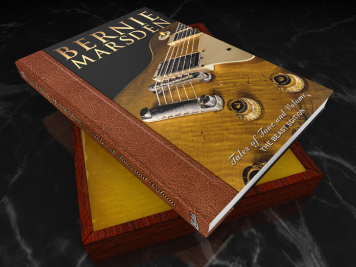 bernie marsden tales of tome and volume