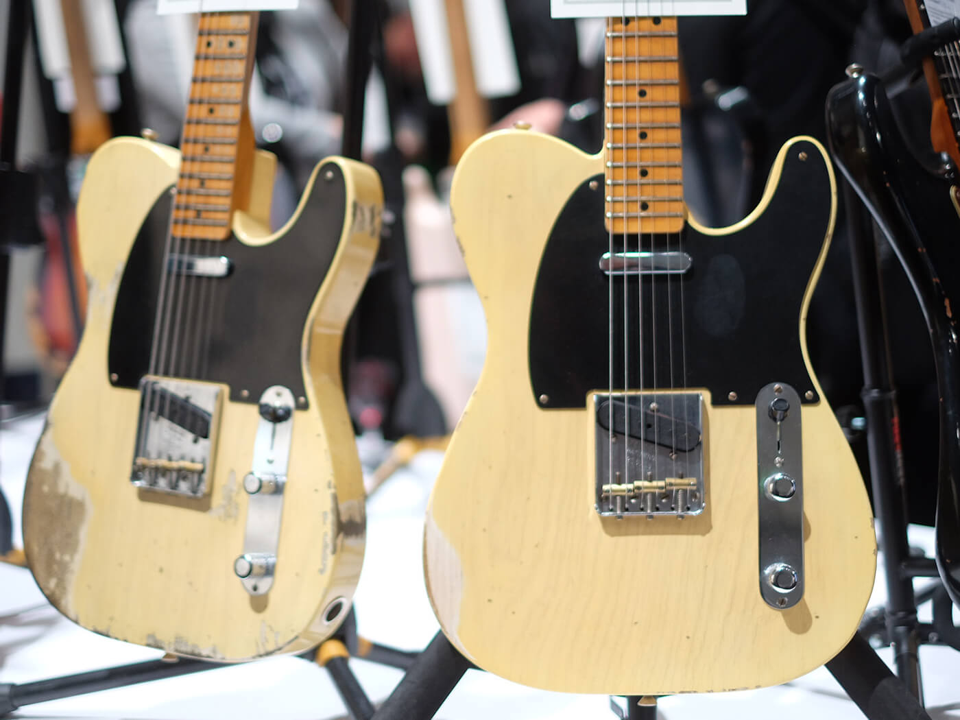 1951 Nocaster Relic, Faded Nocaster Blonde