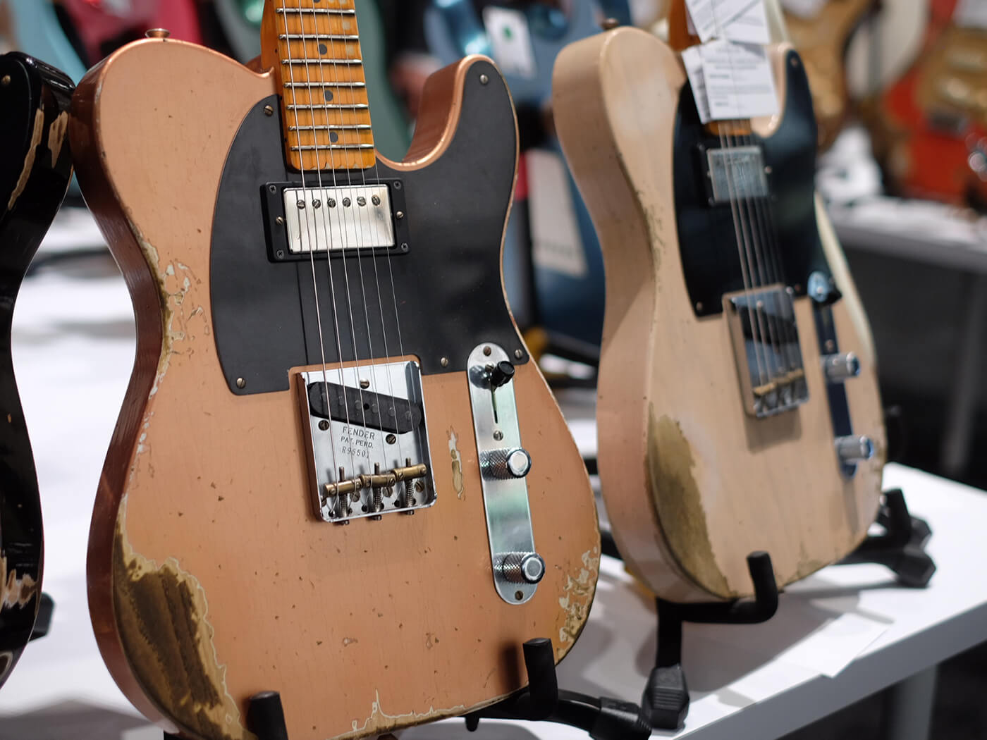 Limited Edition 1951 Telecaster HS Heavy Relic, Aged Copper