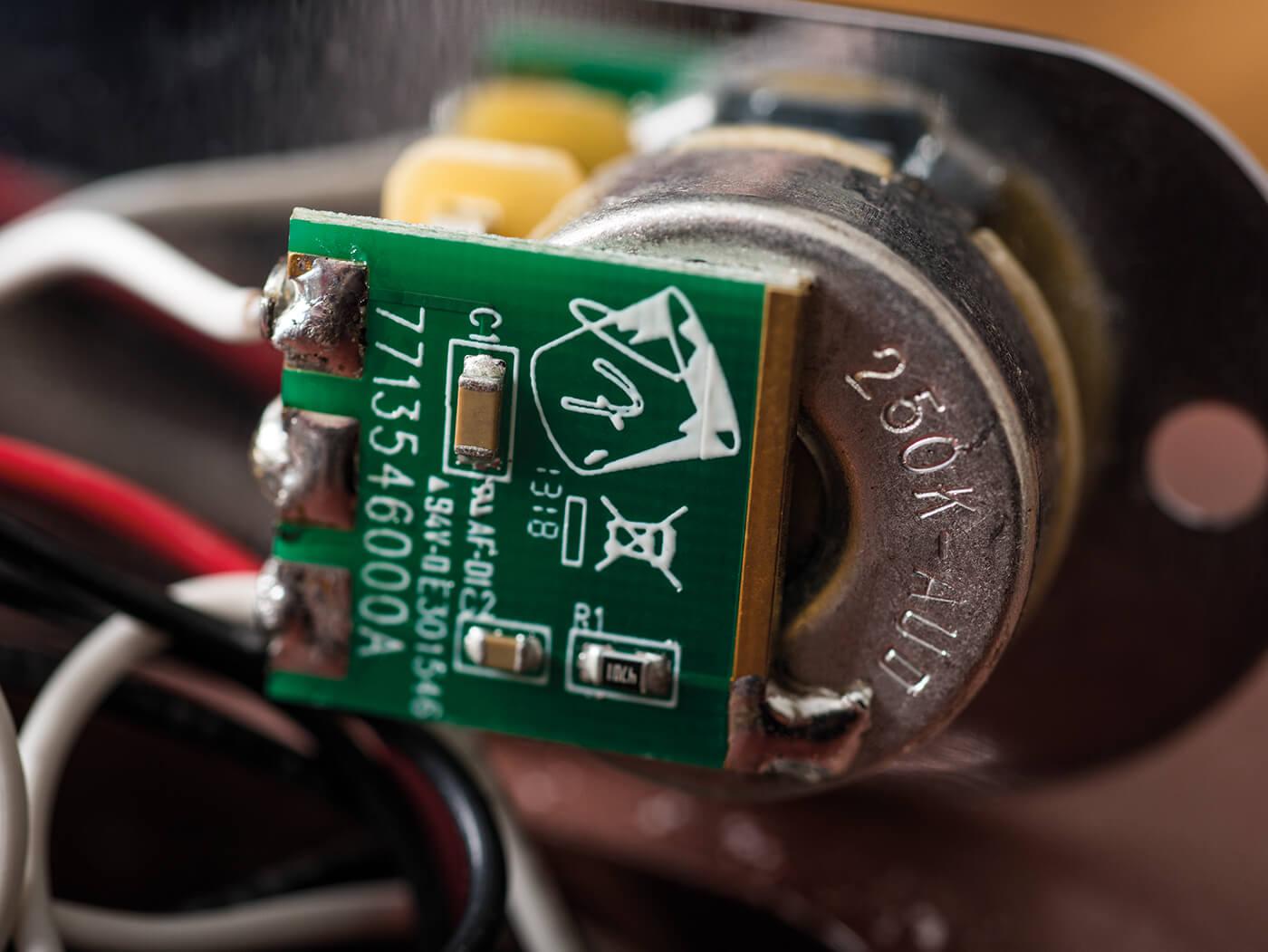 Fender Greasebucket Circuit