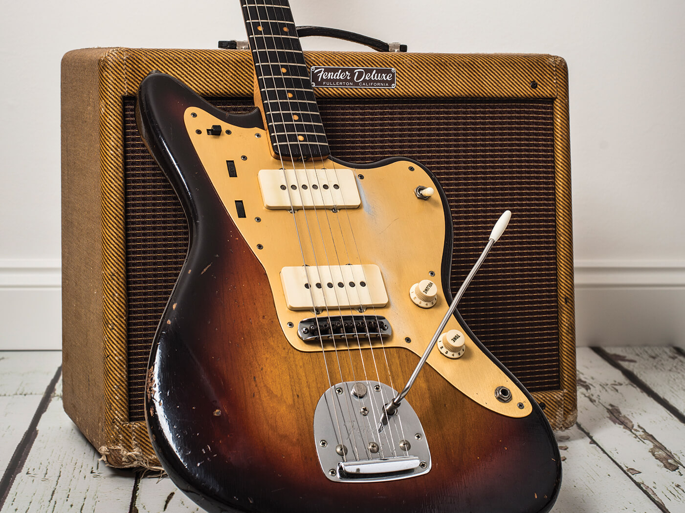 All About… The Fender Jazzmaster rhythm circuit - Guitar.com ... on