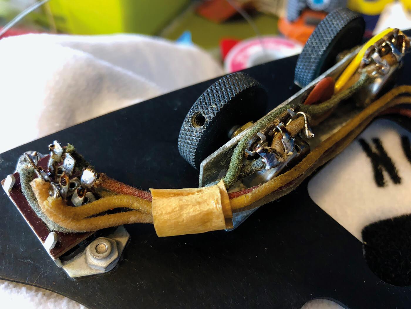 fender jazzmaster circuitry