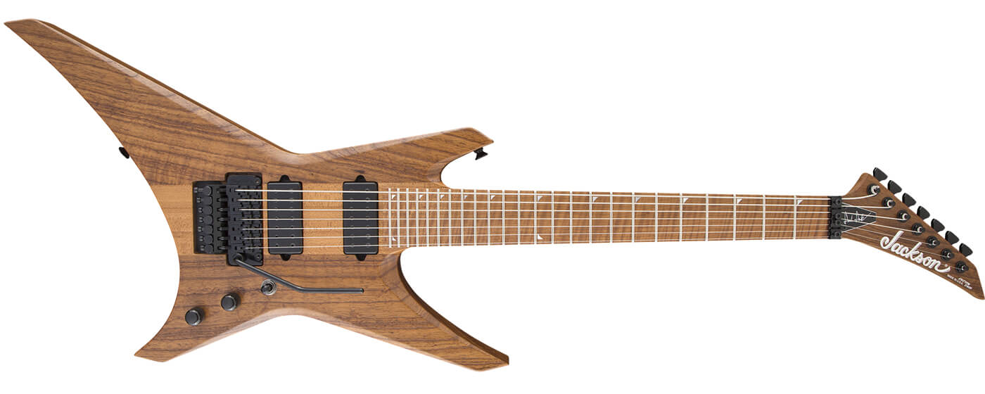 USA Signature Limited Edition Dave Davidson Warrior WR7 in Natural