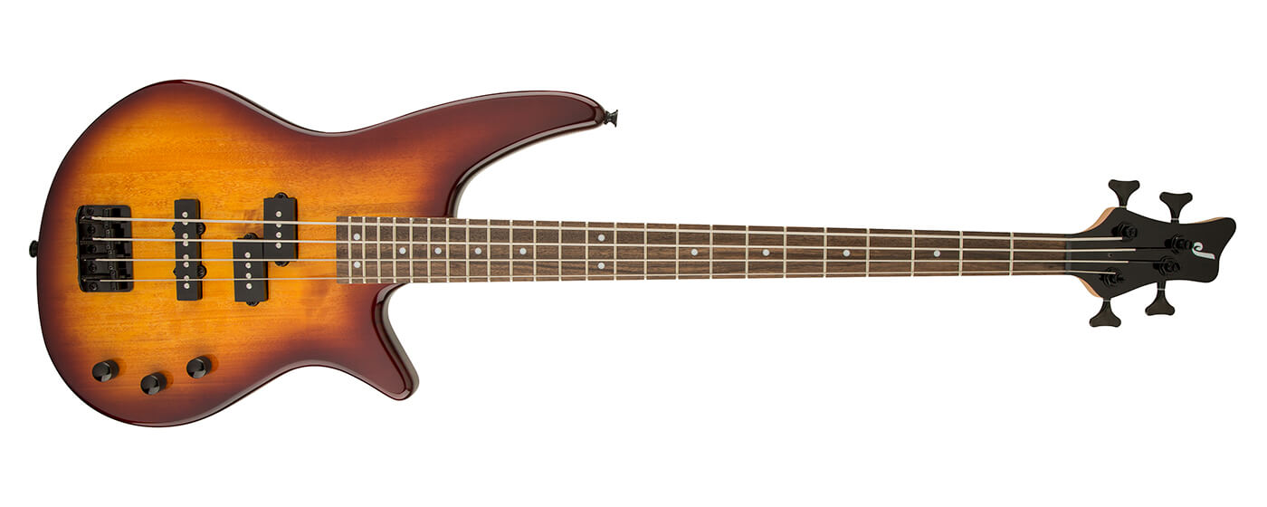 The JS Series Spectra Bass JS2 in Tobacco Burst