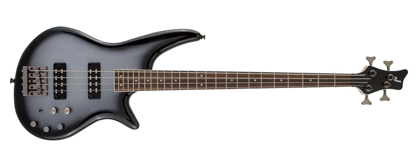 The JS Series Spectra Bass JS3 in Silverburst