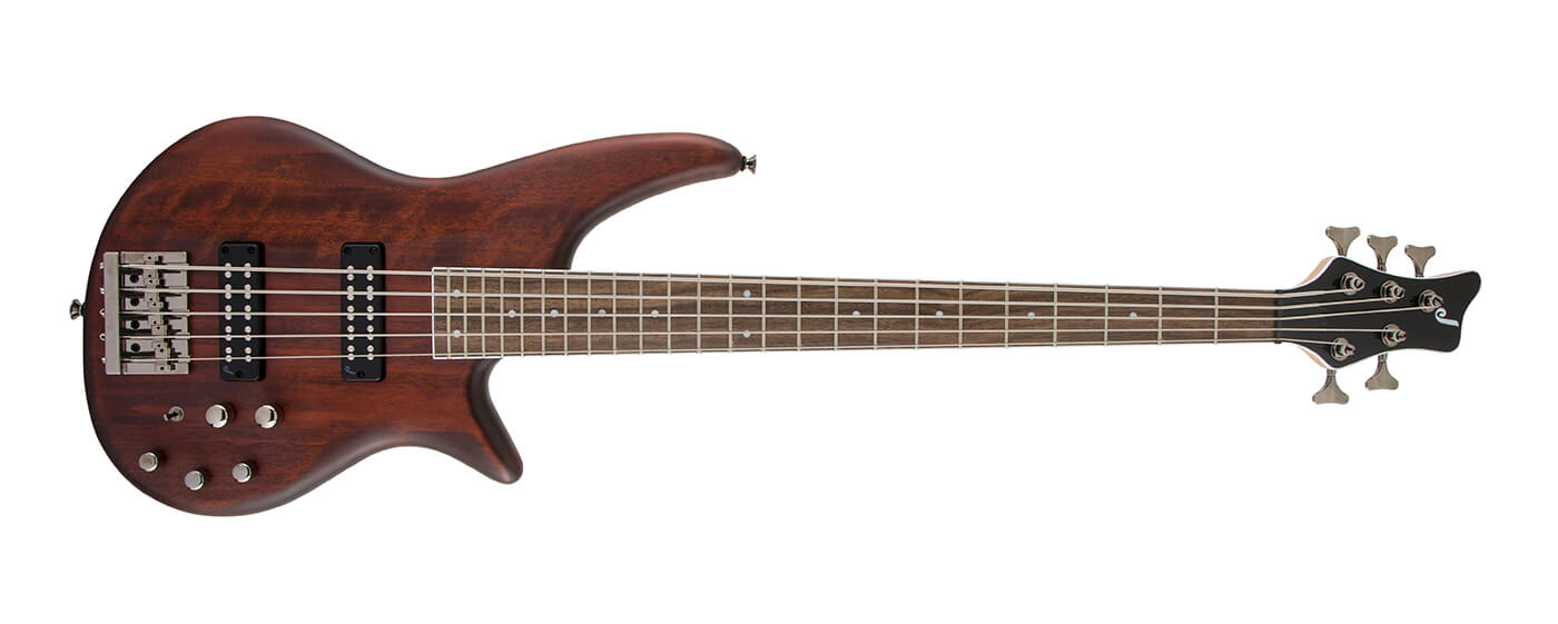 The JS Series Spectra Bass JS3V in Walnut Stain