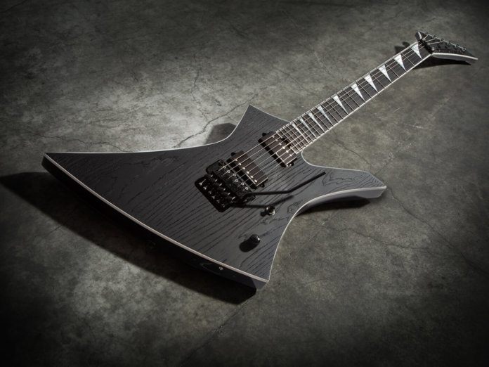 The USA Signature Jeff Loomis Kelly in Black
