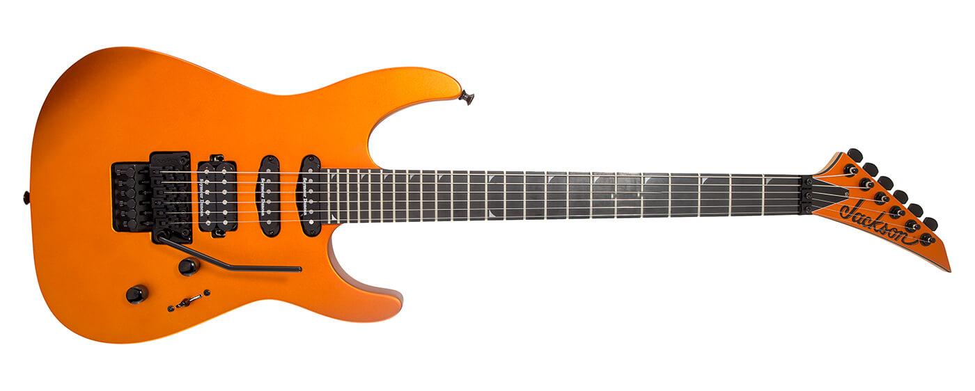 The Pro Series Soloist SL3 in Satin Orange Blaze