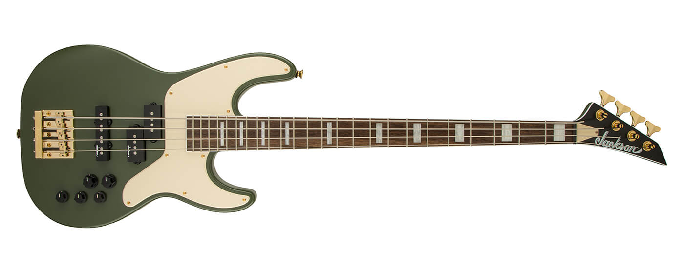 The X Series Concert Bass CBXNT IV in Matte Army Drab