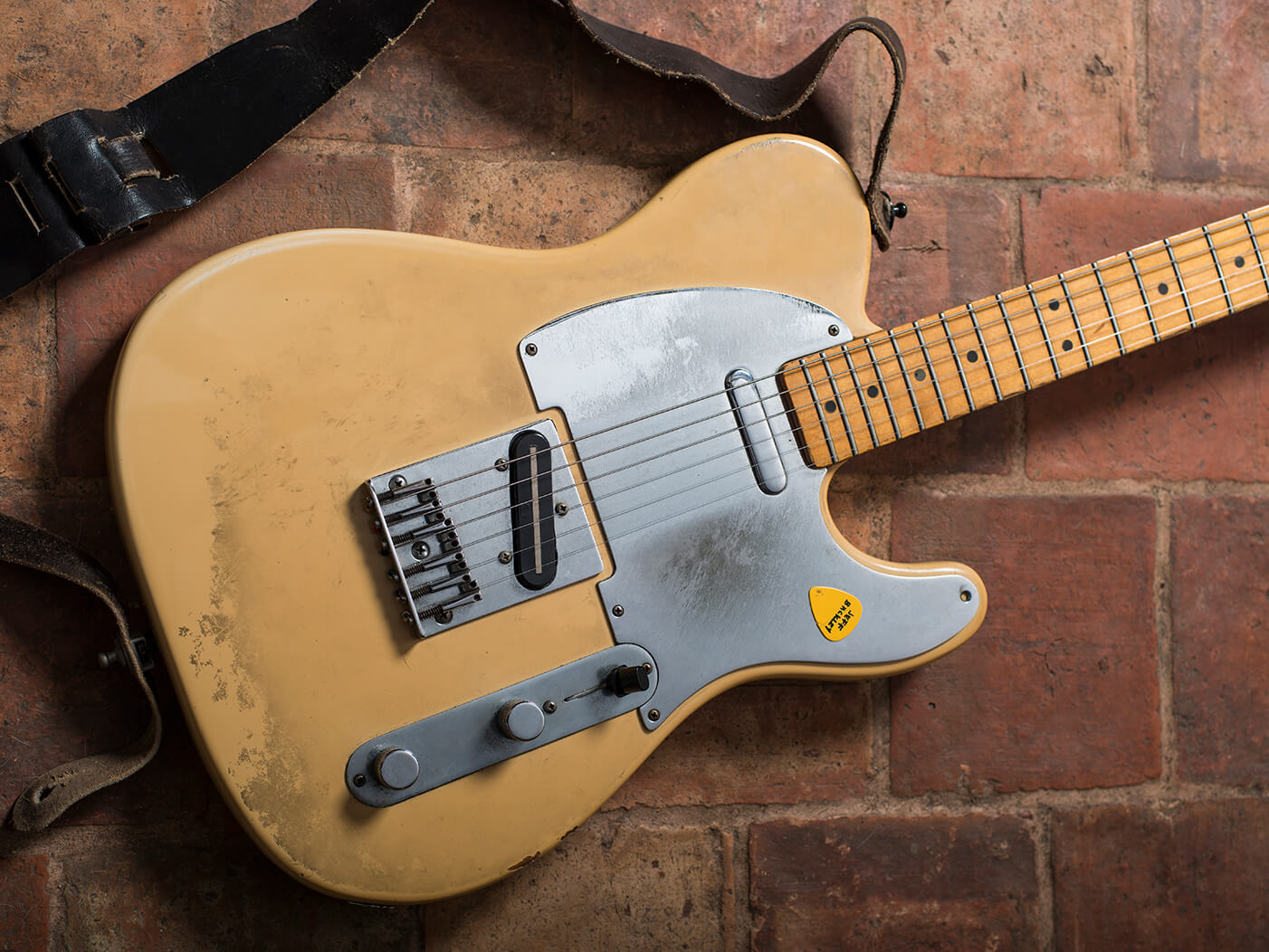 Jeff Buckley 1983 Telecaster Fender
