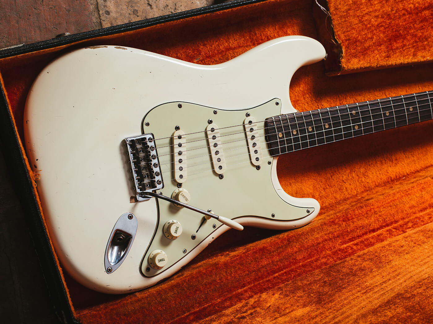 Jimi Hendrix 1963 Fender Stratocaster