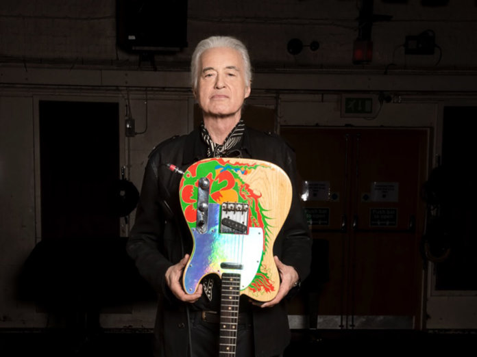 jimmy page sundragon