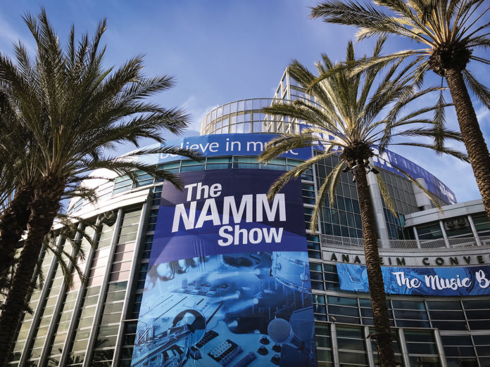 NAMM History Feature