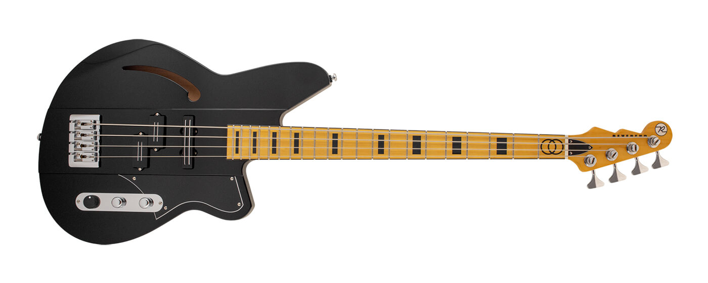 Reverend Basshouser fatfish 32 Midnight black
