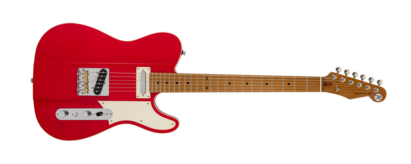 The Greg Koch Signature Gristlemaster in Party Red