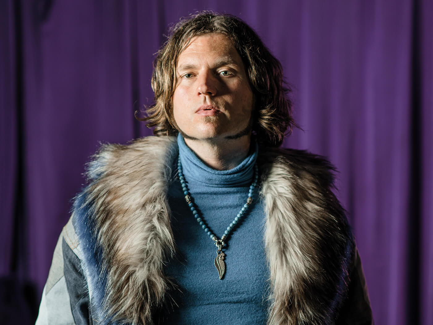 Rival Sons Jay Buchanan