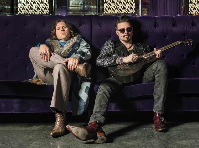 Rival Sons Interview feature