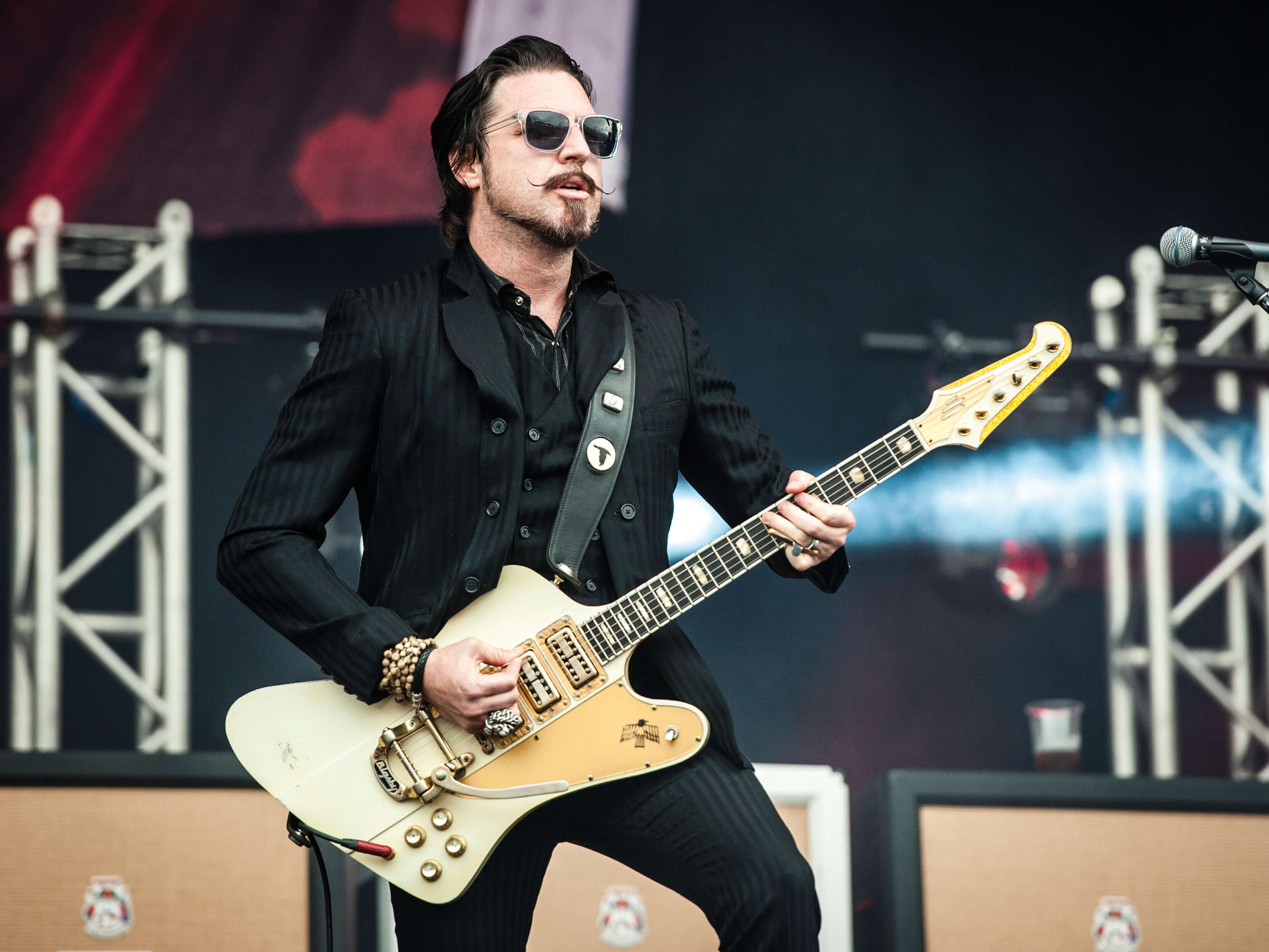 Rival Sons Scott Holiday